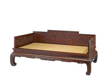 Chinees klassiek meubilair van ming-Stijl Royalty-vrije Stock Fotografie