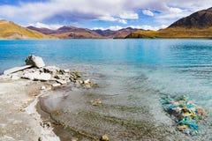 Chinees landschap stock foto