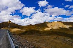 Chinees landschap stock afbeelding