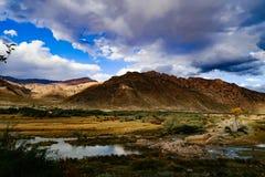 Chinees landschap stock foto's