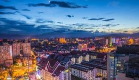 Chinees Napo-viaduct Stock Afbeeldingen