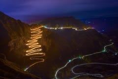 Chinees Napo-viaduct Stock Afbeelding