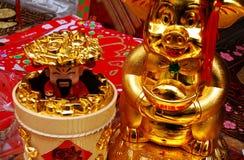 Chinees nieuw jaar Royalty-vrije Stock Afbeeldingen