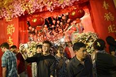 Chinees nieuw jaar in Thailand Royalty-vrije Stock Foto