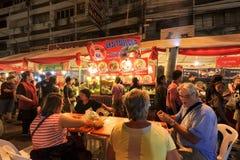Chinees nieuw jaar in Thailand Stock Foto
