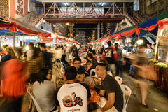 Chinees nieuw jaar in Thailand Stock Afbeeldingen