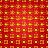 Chinees nieuw jaar vector naadloos patroon Royalty-vrije Stock Fotografie