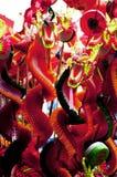Chinees Nieuwjaar in Bangkok Stock Afbeeldingen