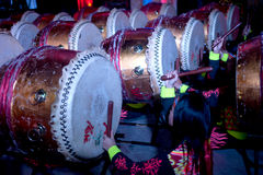 Chinees Nieuwjaar in Thailand. Royalty-vrije Stock Foto