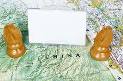 Chinees Nieuwjaarconcept Royalty-vrije Stock Foto's