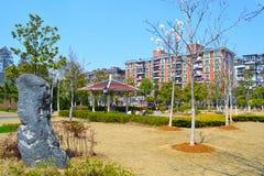 Chinees Park Royalty-vrije Stock Afbeelding