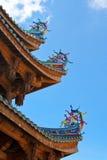 Chinees Patroon stock afbeeldingen