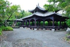 Chinees Paviljoen Royalty-vrije Stock Foto