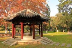Chinees Paviljoen royalty-vrije stock foto's