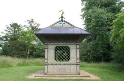 Chinees Paviljoen, Engeland Royalty-vrije Stock Foto