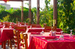 Chinees restaurant Royalty-vrije Stock Afbeelding