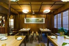 Chinees restaurant royalty-vrije stock fotografie