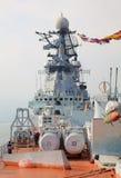 Chinees slagschip stock afbeeldingen