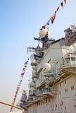 Chinees slagschip royalty-vrije stock fotografie
