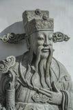 Chinees Standbeeld Stock Afbeelding