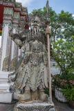 Chinees Standbeeld Royalty-vrije Stock Afbeeldingen