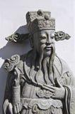 Chinees standbeeld bij de tempel van watpho Royalty-vrije Stock Afbeeldingen