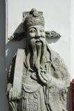 Chinees standbeeld bij de tempel van watpho Stock Foto's