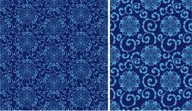 Chinees stijl naadloos patroon stock illustratie