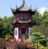 Chinees Tempel/Montreal Royalty-vrije Stock Fotografie
