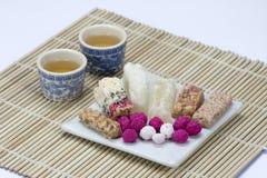 Chinees traditie zoet suikergoed Royalty-vrije Stock Afbeelding