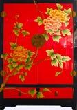 Chinees traditioneel meubilair stock fotografie