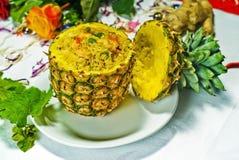 Chinees Voedsel, de Rijst van de Kerrie Royalty-vrije Stock Afbeelding