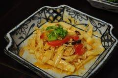 Chinees voedsel in Taiwan Stock Afbeeldingen