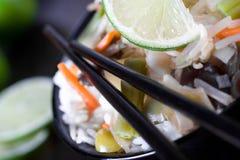 chineese τρόφιμα Στοκ Φωτογραφίες