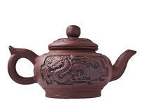 Chineese teapot Royalty Free Stock Photography
