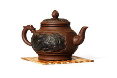 Chineese teapot Stock Photos
