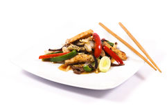 Chines food Royalty Free Stock Images