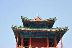 Chines temple Stock Photography