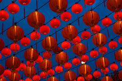 Chinese. A good photo of chinese lanterns royalty free stock photos