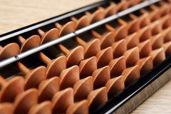 Chinese abacus Stock Images