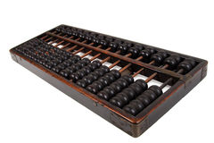 Chinese abacus. Stock Image