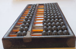 Chinese abacus Royalty Free Stock Images