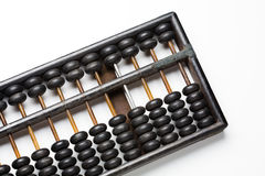Chinese abacus Stock Image