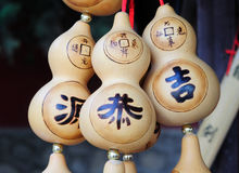 Chinese accoutrements Stock Photos