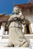 Chinese acht Unsterbliche Stockbild