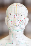 Chinese Acupuncture Medicine Stock Images