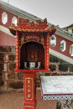 Chinese altar Royalty Free Stock Photo