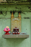 Chinese altar Royalty Free Stock Photos