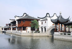 Chinese Ancient Architecture Royalty Free Stock Photo