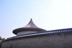 Chinese ancient architecture - Beijing Tiantan Stock Images